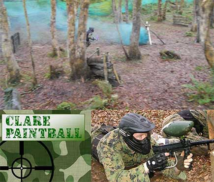"""Clare Paintball"""