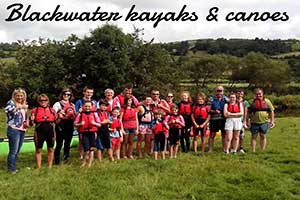 """Blackwater Kayaks & Canoes Tours"""
