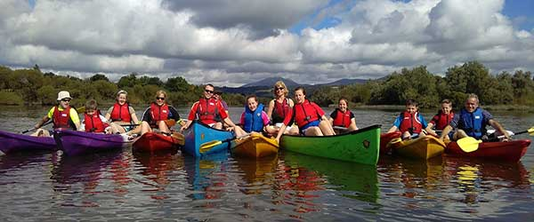 """Blackwater Kayaks & Canoes Waterford"""