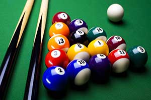 """LeisurePlex Stillorgan Pool and Snooker"""