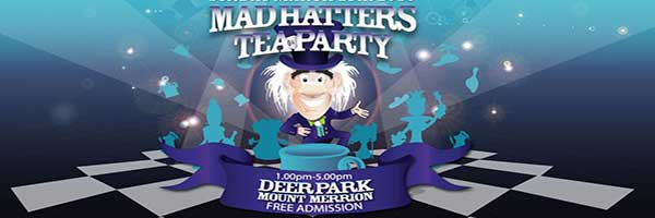 """The Mad Hatters Tea Party Easter Event"""