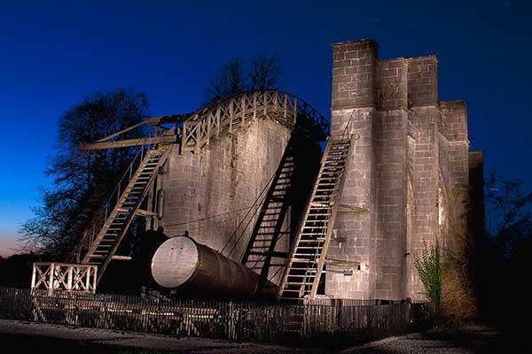 """The Great Telescope at Birr Castle"""