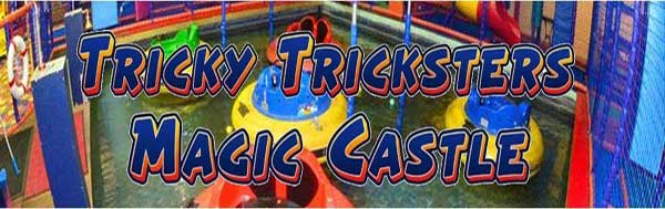 """Tricky Tricksters Magic Castle in Naas Co. Kildare"""