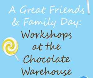 """""""The Chocolate Warehouse Tours and Workshops"""""""