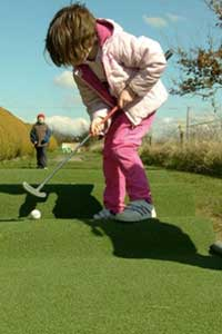 """Activities at Kildare Maze Crazy Golf"""