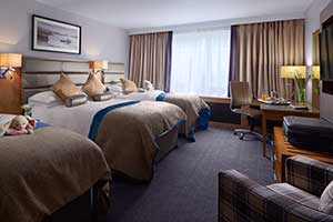 """Radisson Blu Hotel Family Accommodation"""