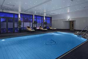 Limerick radisson blu hotel family fun for Manchester airport hotels with swimming pool