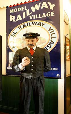 """Cork Model Railway Village"""