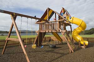 """Lough Allen Hotel Playground"""
