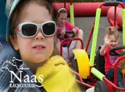 """Family Fun at Naas Racecourse"""