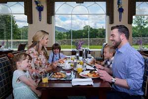 """Gleneagle Hotel Restaurant"""