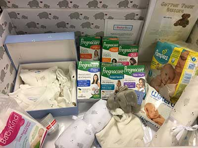 """""""Baby Box Competition"""""""