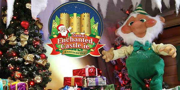 """Santa's Enchanted Castle Tour"""