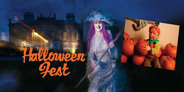 Halloween Festival At Westport House in Mayo