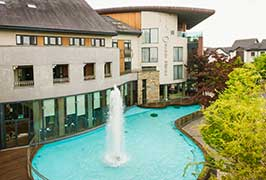 """Osprey Hotel & Spa for Family Fun"""