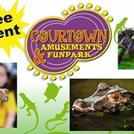 """Courtown Amusement Park Halloween Event"""