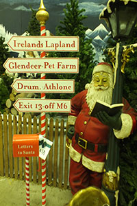 """Lapland At Glendeer Farm in Westmeath"""