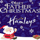 """Father Christmas at Hamleys"""