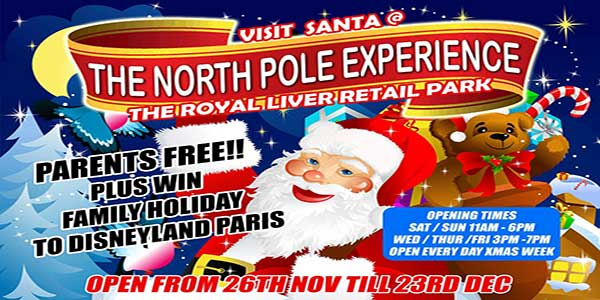 """The North Pole Experience 2016"""