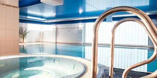 """Treacy's Hotel Swimming Pool"""