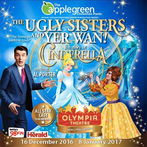"""Olympia Theatre Christmas Panto"""