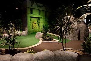 """""""Rainforest Indoor Mini Golf"""""""