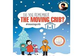 """The Moving Crib"""