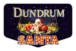 """Santa Claus At Dundrum Town Centre"""