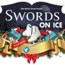 """Swords On Ice Christmas Ice Skating"""