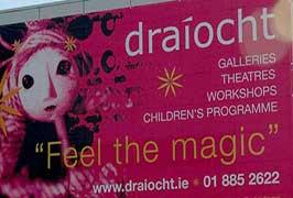 """Toddler Thursdays in Draiocht"""