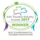 """Lullymore Heritage Tourism Award"""