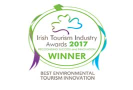"""Lullymore Heritage Tourism Award"""