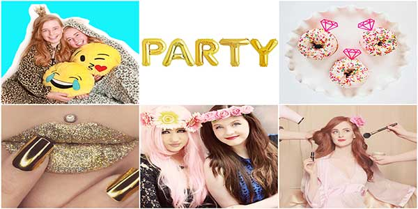 Photo Party For Teenage Photoshoot Parties Galway - Children's birthday parties galway