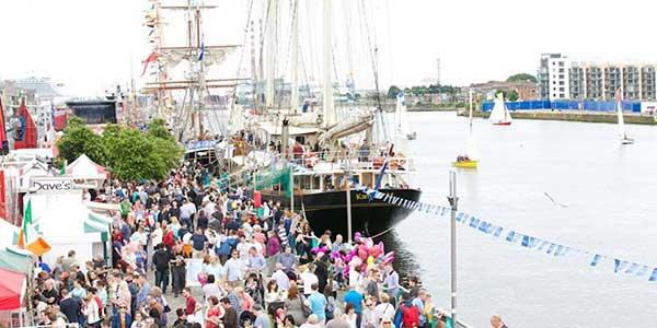 """""""Dublin River Fest"""""""