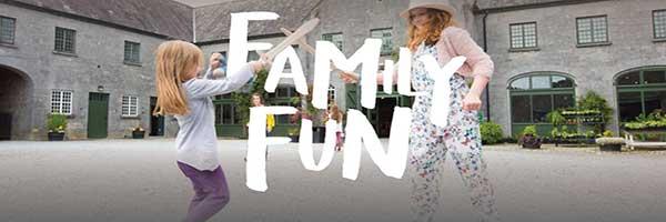 """Family Fun Venus in Offaly"""