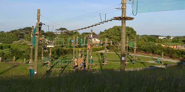 """Skypark Carlingford Adventure Centre"""