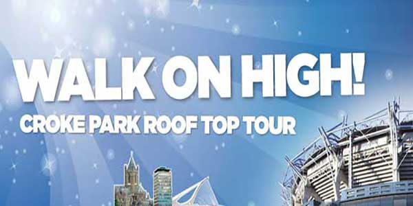 """Ericsson Skyline Tour in Croke Park"""