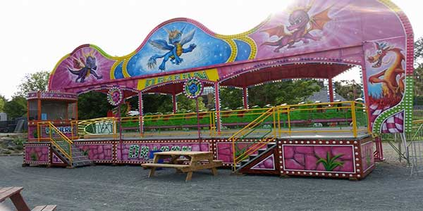 """The Courtown Funfair"""