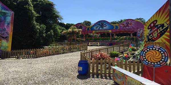 """The Courtown Funfair in Wexford"""