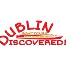 """Dublin Discovered Boat Tours"""