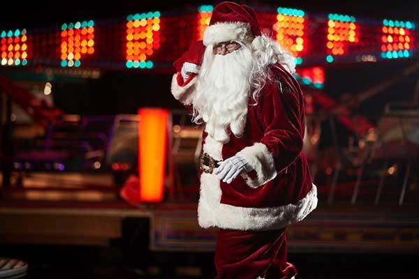 """Christmas Winter Wonderland Dublin"""