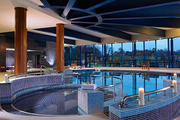 Castleknock hotel country club family friendly hotel dublin Swimming pools in dublin city centre
