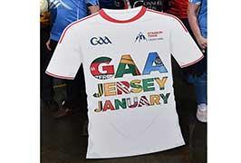 """GAA Jersey January"""