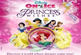Disney On Presents Ice Princess Wishes Citywest Hotel Dublin