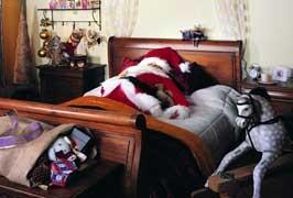 Santa Visit at Rathwood