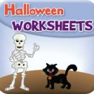 Halloween Activity Sheets And Worksheets