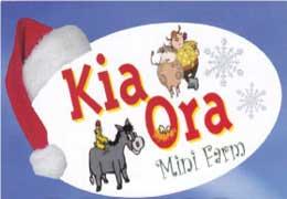 Christmas at Kia Ora