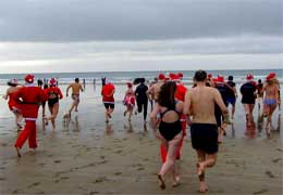 Santa Splash Dublin and Cork