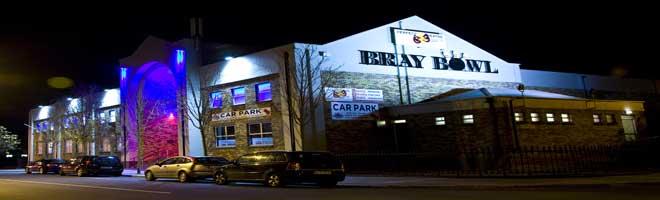 Bray Bowl Party Venue Bray