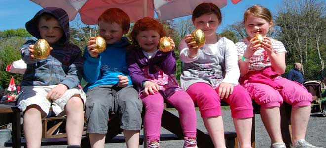 """""""Easter At Westport House In Mayo"""""""
